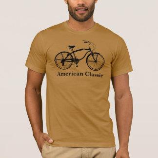 """T-shirt Le classique """"américain """" des hommes"""