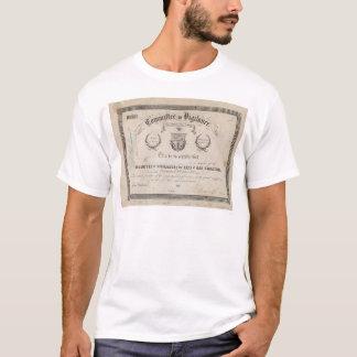 T-shirt Le Comité de la vigilance, San Francisco (2539A)