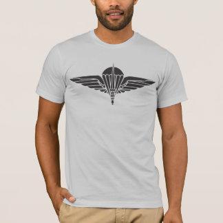 T-shirt Le commando de parachutistes belge