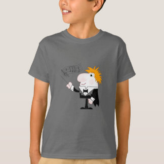 T-shirt Le conducteur