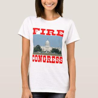 T-shirt Le congrès du feu
