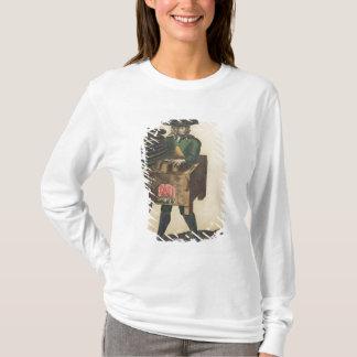 T-shirt Le costume de la modiste