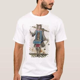T-shirt Le costume du monnayeur
