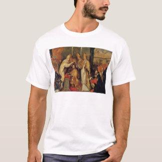 T-shirt Le couronnement de l'empereur romain saint de