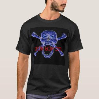T-shirt le crâne, A DESSINÉ LE COUP DE POING CITI