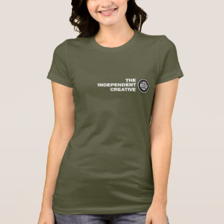 T-shirt Le créatif indépendant - pièce en t de signature