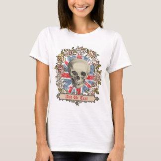 T-shirt le cric des syndicats, ajoutent le texte d'ur