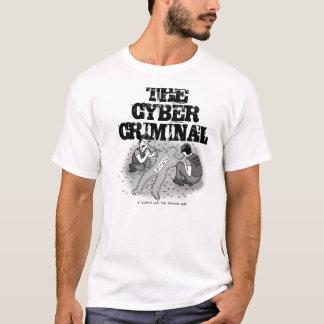 T-SHIRT LE CRIMINEL DE CYBER