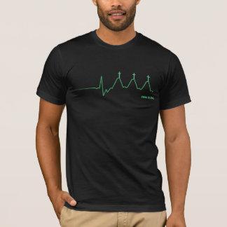 T-shirt Le croisement ECG