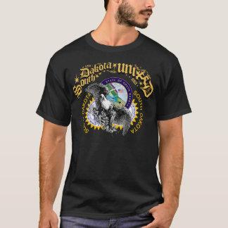 T-shirt Le Dakota du Sud a uni