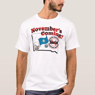 T-shirt Le Dakota du Sud anti venir d'ObamaCare - de