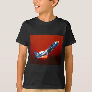T-shirt Le décollage assisté des anges bleus C-130