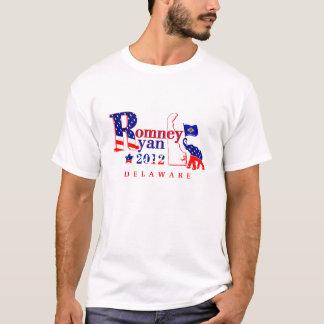 T-shirt Le Delaware Romney et tee - shirt 2012 - 2 de Ryan