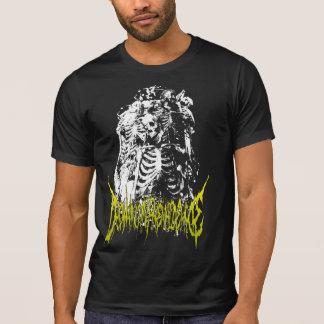 T-shirt Le DEM d'IMMERSION désosse 2sided Shreded T