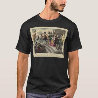 T-shirt Le départ de Christophe Colomb