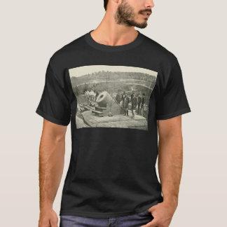 T-shirt Le dictateur de guerre civile Siege Mortar à