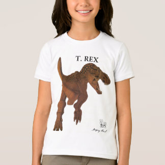 T-shirt Le dinosaure badine le rex Greg Paul de