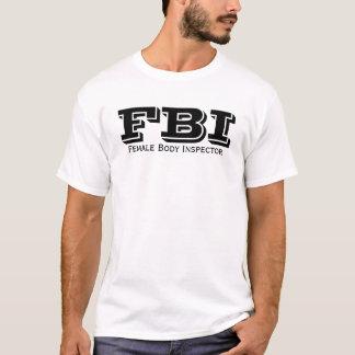 T-shirt Le FBI