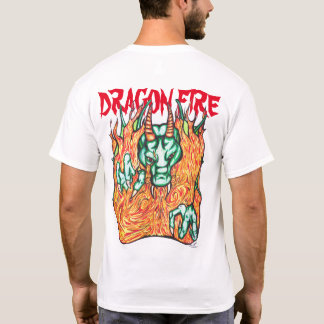 T-SHIRT LE FEU DE DRAGON