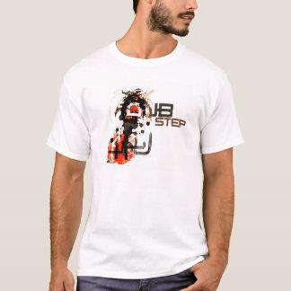T-shirt Le feu de Dubstep