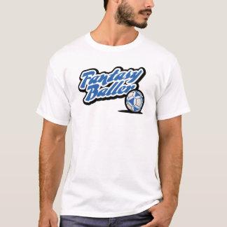 T-shirt Le football Baller d'imaginaire