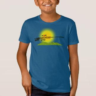 T-Shirt Le fusil de tireur isolé (magicien de long terme)
