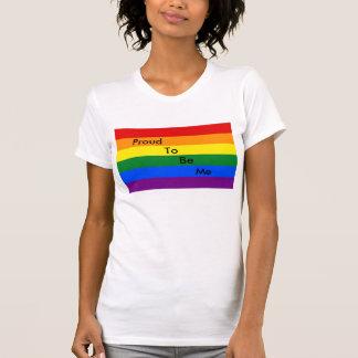 T-shirt Le gay pride de la femme