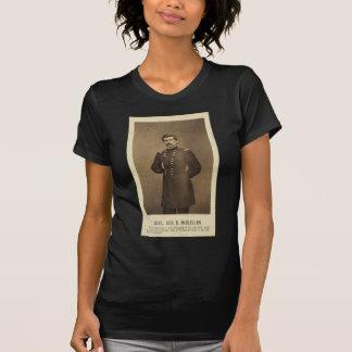 T-shirt Le Général américain George B McClellan de guerre