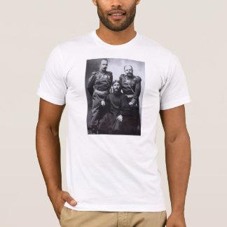 T-shirt Le Général Putyatin colonel Lotman de Grigori