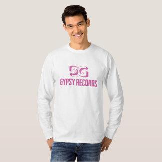 T-shirt Le GITAN enregistre le pourpre