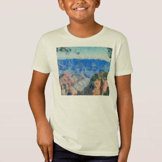 T-Shirt Le grand canyon
