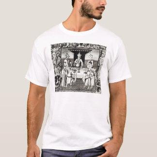 T-shirt Le grand festin de Khan