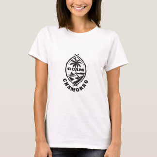 T-shirt Le grand joint de la Guam