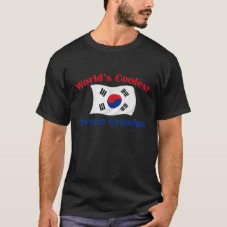 T-shirt Le grand-papa coréen le plus frais