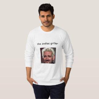 T-shirt le gril de zodiaque/fanent le sheeran
