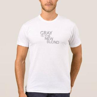 T-shirt Le gris est le nouveau blond (gothiques peu
