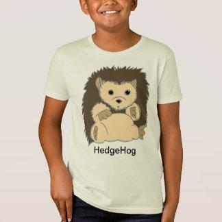 T-Shirt Le hérisson badine des chemises