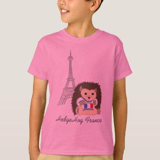 T-shirt Le hérisson en France badine des chemises