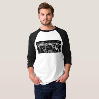 T-shirt Le Jersey paranormal T des hommes d'investigateur