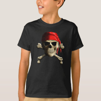 T-shirt Le jolly roger