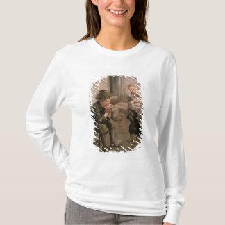 T-shirt Le joueur d'organe de bouche