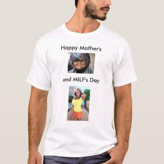 T-shirt Le jour de mère