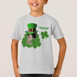T-shirt Le jour de Patrick de saint badine la chemise