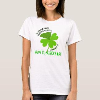 T-shirt Le jour heureux de Patrick de saint !