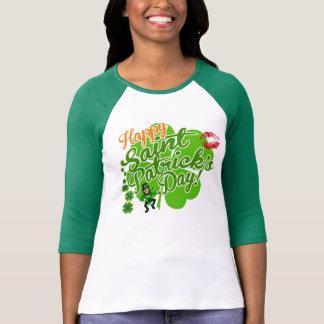 T-shirt Le jour mignon de Patrick de saint