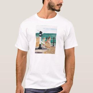 T-shirt Le jour venteux