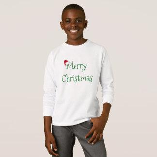 T-shirt Le Joyeux Noël badine la chemise