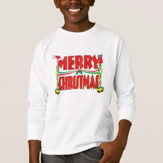 T-shirt Le Joyeux Noël fait sur commande badine des