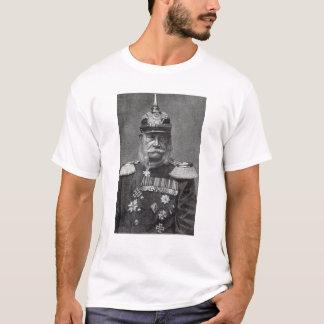 """T-shirt Le Kaiser Wilhelm, de la """"heure de loisirs"""", 1888"""