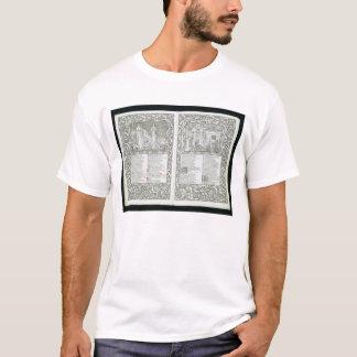 """T-shirt Le """"Kelmscott Chaucer"""", édité 1896 par le Kel"""